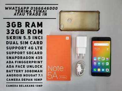 Redmi Note5a Prime