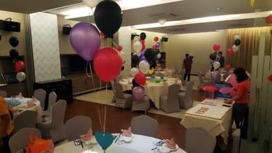 Boquet Balloon Deco 00171