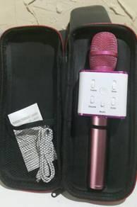 Bluetooth karaoke mic q7
