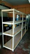 Storage rack hdf board+delivery
