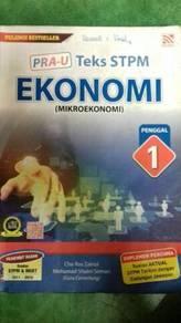Teks STPM Ekonomi Penggal 1