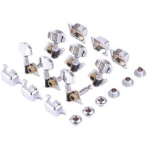 Guitar String Tuning Pegs Tuners Keys Heads Button
