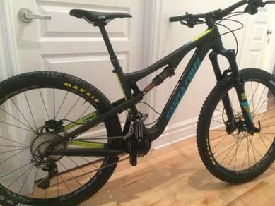Mountain bike, Santa Cruz 5010 2016, 15' 27,5in