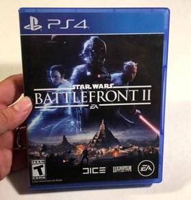Star Wars Battlefront 2 PS4 Promo Price