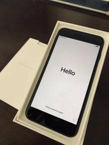 Iphone 7pus 128gb my set new box