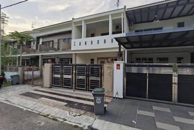 Taman Scientex Jaya Senai Double Storey