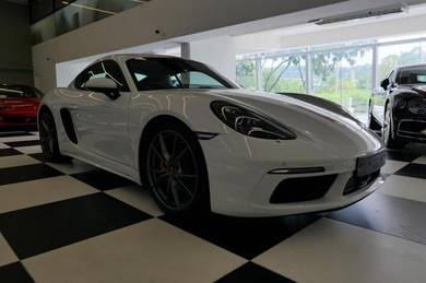 Recon Porsche Cayman S for sale