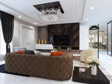 Best Buy Seni Mont Kiara 5 Room 6 Bath Below Market Unit Fully Furnish