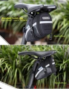 Roswheel PU leather Saddle Bag