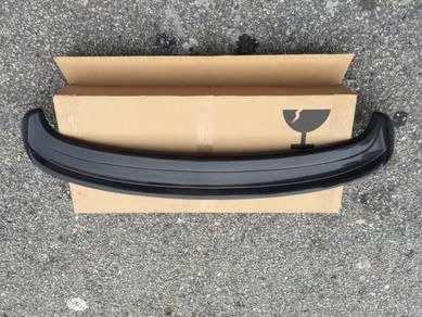 Vw mk5 golf carbon fiber spoiler r32 bodykit golfr