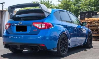 Subaru Impreza V10 VARIS GRB CARBON rear spoiler