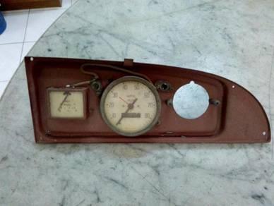 TEXP Car Meter Lama Vintage 3