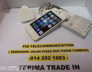 IPHONE -4S- 32GB PUTIH