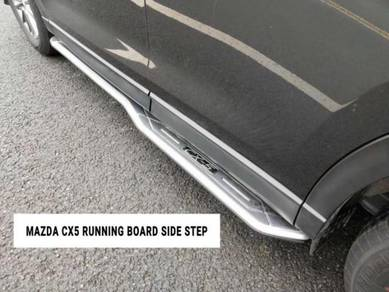 Mazda cx5 2018 oem running board plug and play