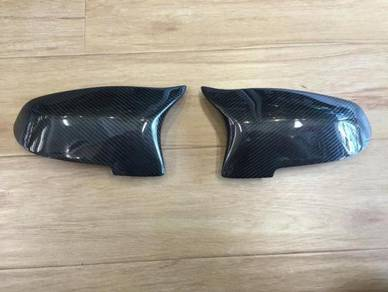 BMW F10 M5 Carbon Fiber Side Mirror Replacement