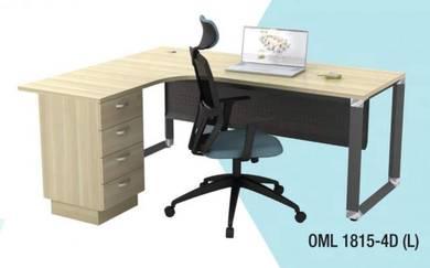 L Shape Table OML1515-4D