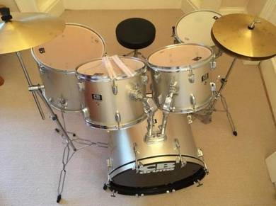 CB Drums SP Series rock kit complet
