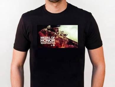 Tshirt BajuMEDAL OF HONOR I TSV siap poslaju
