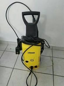 Water pressure washer kracher
