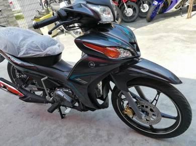 New Yamaha Lagenda 115Z Ei