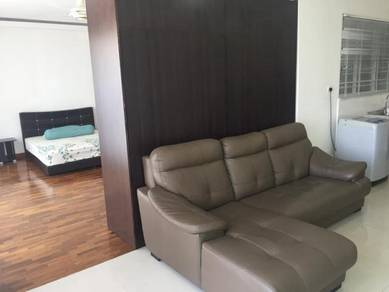 Ritze Perdana 2, Damansara Perdana, Studio, Bigger and Fully Furnished