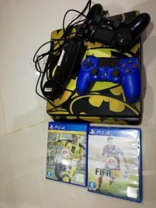 Ps4 2 dualshock +fifa15 and fifa 17 hdmi cable