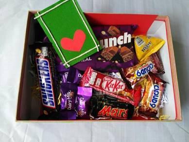 Surprise Box Coklat