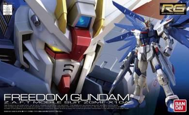 Bandai 1/144 RG ZGMF-X10A Gundam Freedom