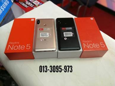 Xiaomi - redmi note 5 - 64gb- new