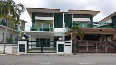 New Double Storey Semi D House Dengkil for Sale