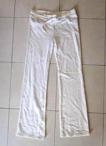 Original Zara woman ladies White pants bottom