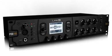 Line 6 Pod HD Pro X - Guitar Effect Processor