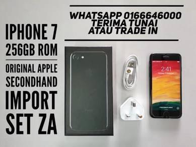 IPhone -7- 256gb