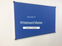 Size 3x4 foam notice board