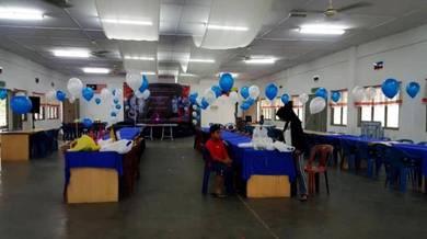 Meeting Balloon Deco 00176