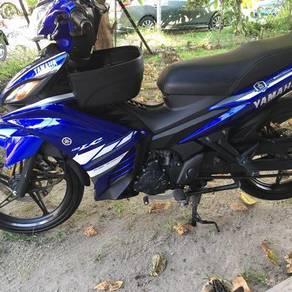 2015 Yamaha 135LC ES 5 Speed