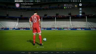 Acc Fifa Online 3