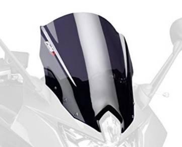 PUIG Windshield for Yamaha XJ6 Diversion