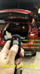 Proton x70 x 70 power boot auto boot remote
