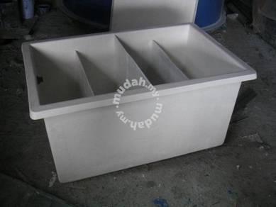 Aquaculture Fiberglass Tank ( Bio-Filter )