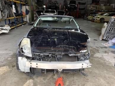 Nissan fairlady z33 new facelift halfcut (auto)