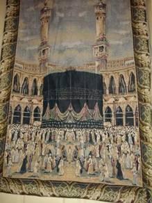 Poster Wall Hanging Deco MAKKAH KAABA Kaabah