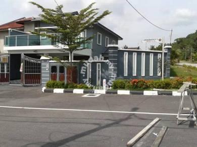 CORNER NICE Double Storey terrace Taman Temiang Jaya Sikamat, Seremban