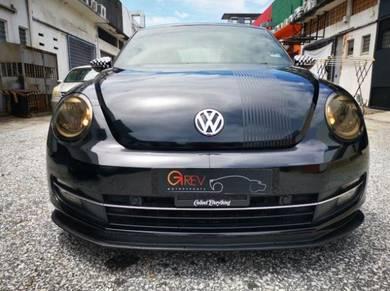 Volkswagen `Beetle V Lips ABT diffuserBodykit