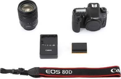 Canon D80