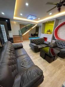 Taman Sutera Utama Double Storey Cluster House