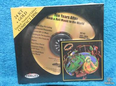 Ten years after rock & roll music to the world gol