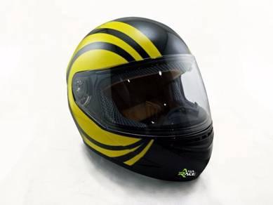 Helmets Full Face (Kids) Yellow