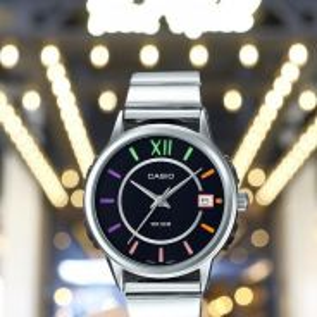 Watch- Casio Ladies Date LTPE134D-1 -ORIGINAL