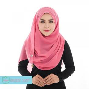 Instant Shawl Double Loop